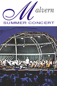 Malvern Summer Concert with the English Symphony Orchestra & Elizabeth MacDonald