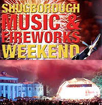 Shugborough Proms Spectacular with Joanne Malin, Adrian Jackson & Elizabeth MacDonald
